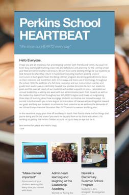 Perkins School HEARTBEAT