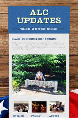 ALC Updates