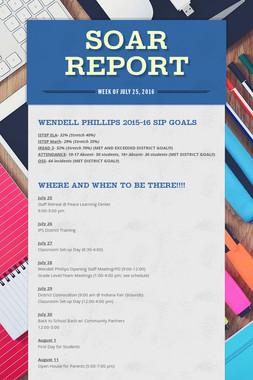 SOAR Report