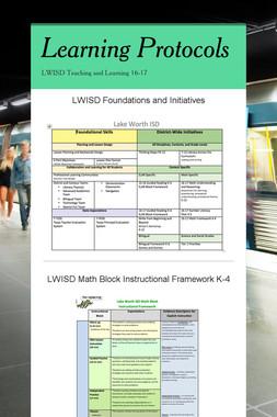 Learning Protocols