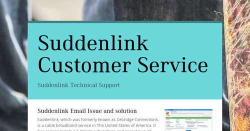 suddenlink customer service smore