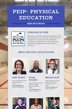 PEIP- Physical Education