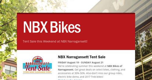 0c8fbc8af2 NBX Bikes