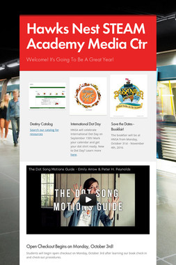 Hawks Nest STEAM Academy Media Ctr