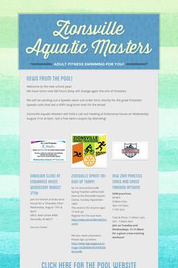 Zionsville Aquatic Masters
