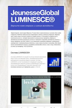 JeunesseGlobal LUMINESCE®