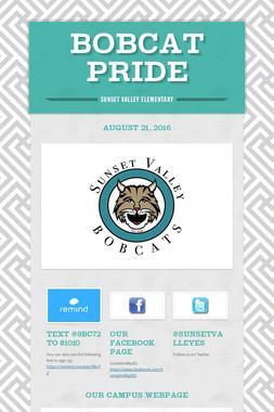 Bobcat Pride