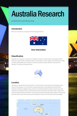 Australia Research