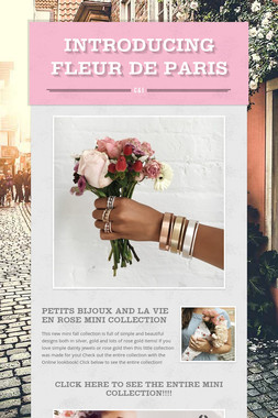 Introducing Fleur de Paris