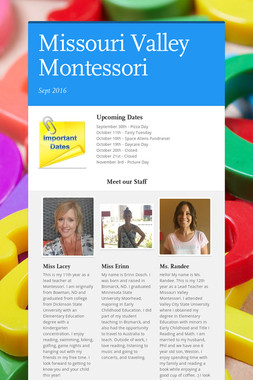 Missouri Valley Montessori