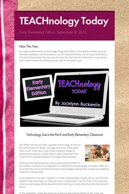 TEACHnology Today