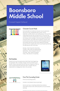 Boonsboro Middle School