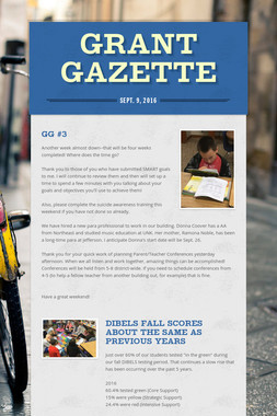 Grant Gazette