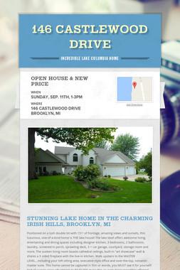 146 Castlewood Drive