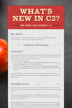 What's new in C2?