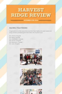 Harvest Ridge Review