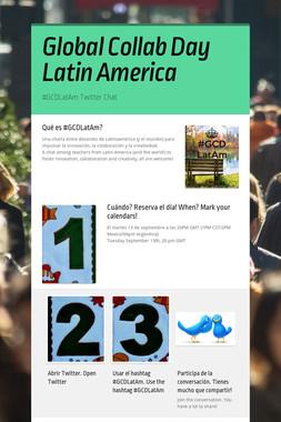 Global Collab Day Latin America