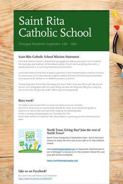 Saint Rita Catholic School