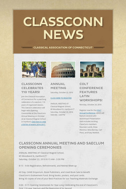 ClassConn News