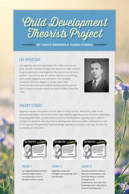 Child Development Theorists Project