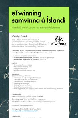 eTwinning samvinna á Íslandi