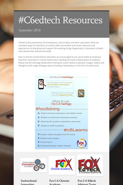 #C6edtech Resources