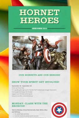 Hornet Heroes