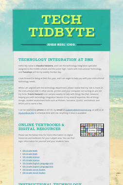 Tech TidByte