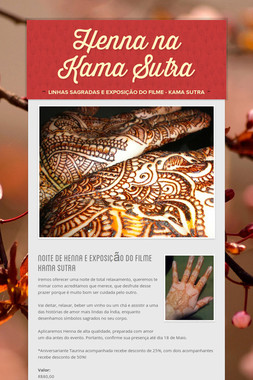 Henna na    Kama Sutra