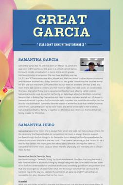 Great Garcia