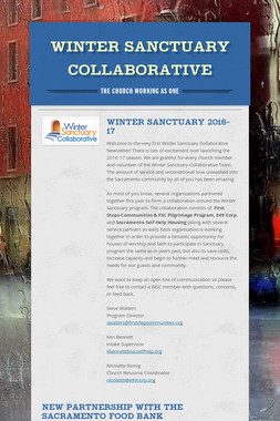 Winter Sanctuary Collaborative
