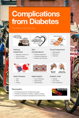 Complications from Diabetes