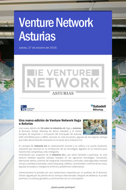 Venture Network Asturias