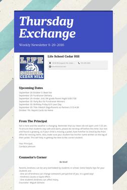 Thursday Exchange