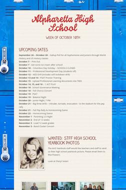 Alpharetta High School