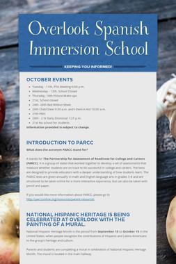 Overlook Spanish Immersion School