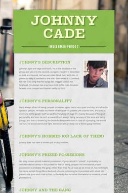 Johnny Cade