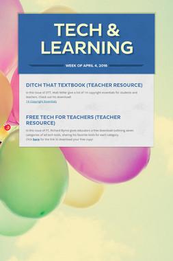 Tech & Learning