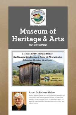Museum of Heritage & Arts