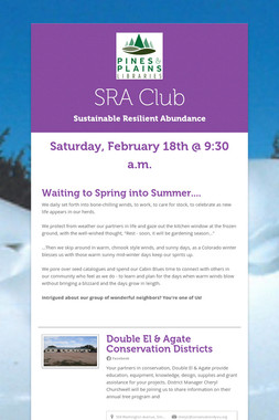 SRA Club