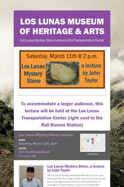Los Lunas Museum of Heritage & Arts