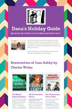 Dana's Holiday Guide