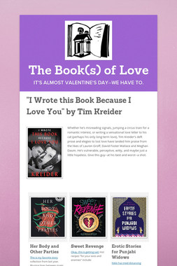 The Book(s) of Love