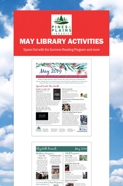 May Library Activities