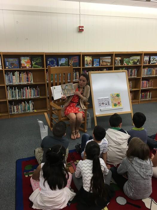 El Dorado Elementary School Library