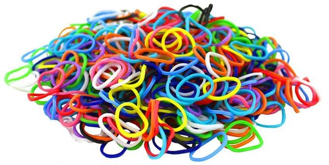 loom bands are awesome!  ;.)