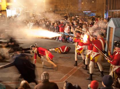 a history of the boston massacre before the american revolution