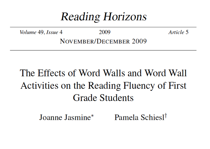 Developing Reading Fluency | Smore Newsletters for Education