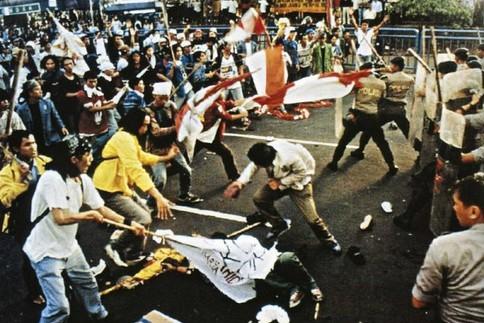 El Salvador in the Early 2000s
