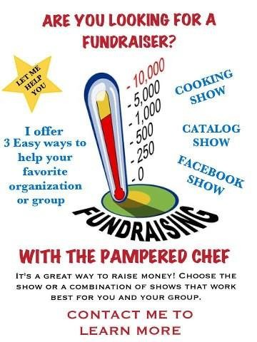 Meredith's Pampered Chef Party | Smore Newsletters